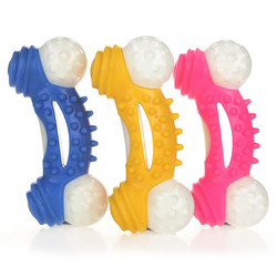 DogLife - DOGLIFE 202283 Köpekler için Kauçuk Dental Bone Oyuncak