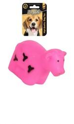 DogLife - DOGLIFE Köpekler için Cow Oyuncak