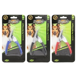 Cat&DogLife - 201002 Doglife Köpekler için Giyotin Tırnak Makası 12cm