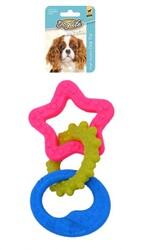 DogLife - DOGLIFE Köpekler için Kauçuk Dental Mix 3lü Oyuncak