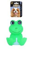 DogLife - DOGLIFE Köpekler için Plastik Frog Oyuncak