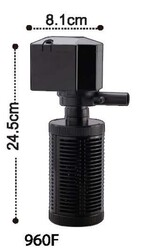 Dophin - Dophin 960F İç Filtre 900l/h