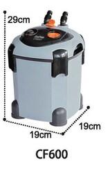 Dophin - Dophin CF600 Dış Filtre