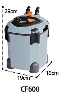 Dophin CF600 Dış Filtre