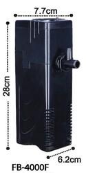 Dophin - Dophin FB4000 İç Filtre 600l/h