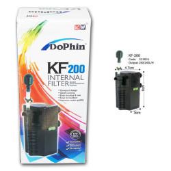 Dophin - Dophin KF-200 İç Filtre 200l/h