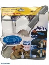 Cat&DogLife - 202474 Easy Kendinden Temizlemeli Tüy Toz Toplama Fırça Seti