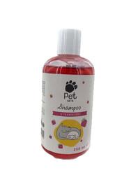 Pet Love - ECO Pet Love Kedi & Köpek Şampuanı Strawberry-Çilekli- 250 ml