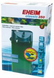Eheim - Eheim CLassic 350-2215-02 Dış Filtre 350L 620 L/s 15 W Musluklu