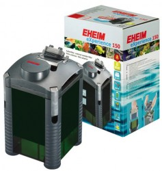 Eheim - Eheim Experience 150 Akvaryum Dış Filtre 500 L/s 8 W+Media