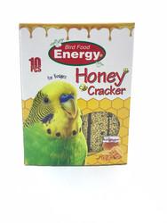 Energy - Energy Ballı Muhabbet Kuşu Krakeri 10lu
