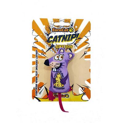 Eurocat Kedi Otlu Peynirli Fare Kedi Oyuncağı