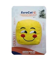 EuroCat - EuroCat Kedi Oyuncağı Gülen Smiley Küp