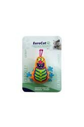 EuroCat - EuroCat Kedi Oyuncağı Turuncu Tırtıl