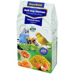 EuroGold - EuroGold Ballı Kuş Maması 100g