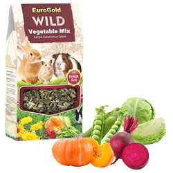 EuroGold - EuroGold Wild Vegetable Mix 80 gr
