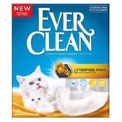 Everclean - EverClean Litterfree Paws 10l Kedi Kumu