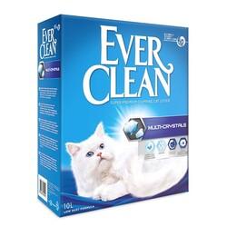 Everclean - EverClean Multi Crystals 10L Kedi Kumu
