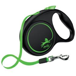 Flexi - Flexi Limited Edition Şerit Tasma Medium Yeşil 5M/25 Kg