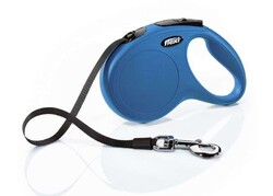 Flexi - Flexi New Classsic 5M Şerit M Mavi