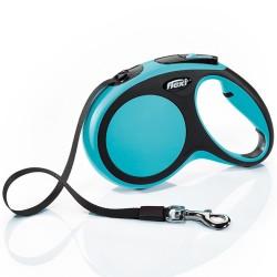 Flexi - Flexi New Comfort 3 M Şerit Tasma XS Mavi