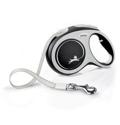Flexi - Flexi New Comfort 5M Şerit L Siyah