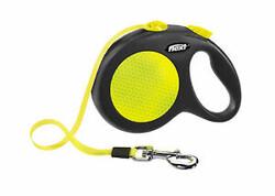 Flexi - Flexi New Neon L 5m Şerit Tasma