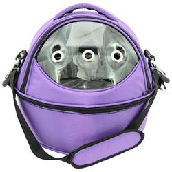 Pet Pretty - Flybag Oval Kanguru Çanta Mor