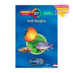 Seachem - Frozen Fish Food Krill Pacifica Donmuş Yem