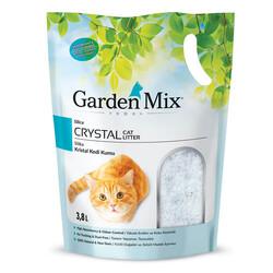 Garden Mix - Garden Mix Silika Kedi Kumu 3,8L