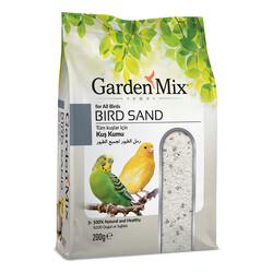 Garden Mix - Gardenmix Kuş Kumu 200g 5li