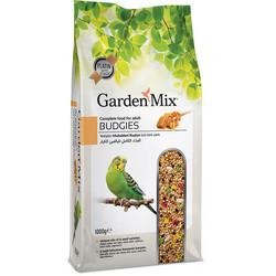 Garden Mix - GardenMix Platin Ballı Muhabbet Kuş Yemi 1 Kg