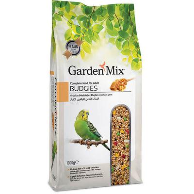 GardenMix Platin Ballı Muhabbet Kuş Yemi 1 Kg
