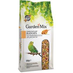 Garden Mix - GardenMix Platin Ballı Muhabbet Kuş Yemi 500g