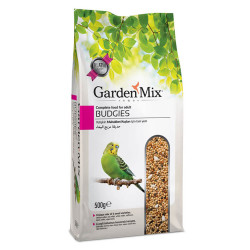 Garden Mix - GardenMix Platin Budgies - Yetişkin Muhabbet Yemi 500g