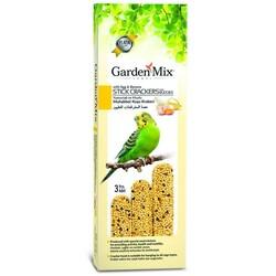Garden Mix - Gardenmix Platin Meyveli Kuş Krakeri 3lü(11 li)