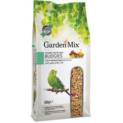 Garden Mix - GardenMix Platin Meyveli Muhabbet Kuş Yemi 500g