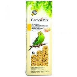 Garden Mix - Gardenmix Platin Muzlu-Yumurtalı Muhabbet Krakeri 3lü(11 li)