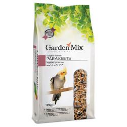 Garden Mix - GardenMix Platin Parakeets - Paraket Yemi 1000g