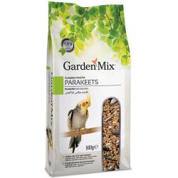 Garden Mix - GardenMix Platin Parakeets - Paraket Yemi 500g