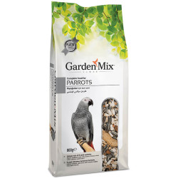 Garden Mix - GardenMix Platin Parrots - Papağan Yemi 800g