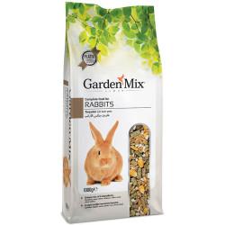 Garden Mix - GardenMix Platin Rabbits - Tavşan Yemi 1000g