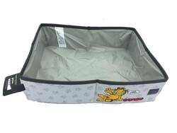 Garfield - Garfield Katlanabilir Tuvalet & Yatak Gri