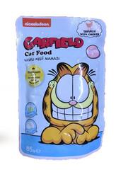 Garfield - Garfield Tavuklu Yavru Kedi Maması 85gr