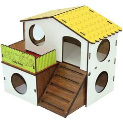 Getreide - Getreide Hamster Kalesi Medium Two