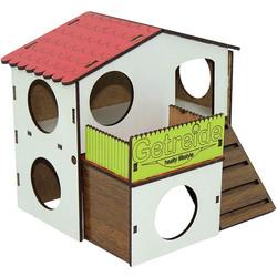Getreide Hamster Kalesi Medium Two - Thumbnail