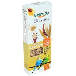 Getreide - Getreide Lüks Ballı Muhabbet Krakeri 3x10 Adet