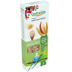 Getreide - Getreide Lüks Meyveli Muhabbet Krakeri 3x10 Adet