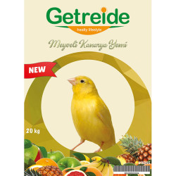 Getreide - Getreide Meyveli Kanarya Yemi 20 Kg