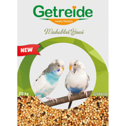 Getreide - Getreide Karışık Muhabbet Yemi 20 Kg